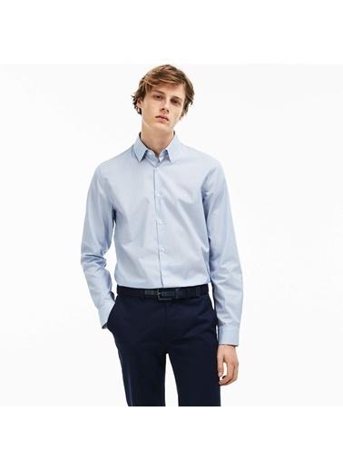 Klasik Uzun Kollu Gömlek-Lacoste